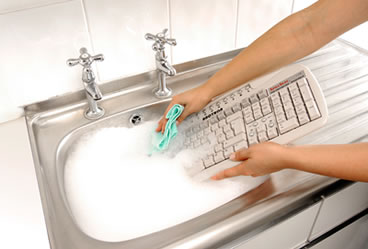 Washable keyboards